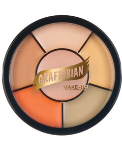 Light Corrector Wheel. Pink Hi-Lite, Extra Hit-Lite,Yellow Hi Lite, Muted Green, Orange Neutral, Soft Orange Neutral